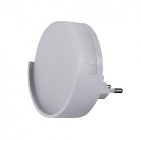 Lampki-do-kontaktu - lampka wtykowa led do kontaktu+czujnik zmierzchu 6500k beza led 03896 ideus