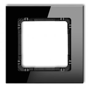 Ramki-pojedyncze - ramka pojedyncza czarne szkło 12-12-drg-1 karlik deco