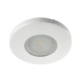 Oprawy-sufitowe-stale - oprawa halogenowa do łazienki ip44 biała marin ct-s80-w 32500 kanlux