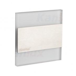 Oswietlenie-schodowe - oprawa schodowa dekoracyjna led 12v 0.8w 3000k 23102 terra led ww kanlux