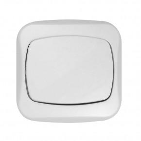 Wylaczniki-jednobiegunowe - włącznik jednobiegunowy biały podtynkowy atut wp-1a abex