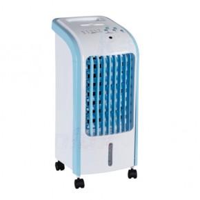 Wentylatory-podlogowe - klimatyzer przenośny biały z pilotem 80w 56,5cm klod acl-w/bl 25900 kanlux