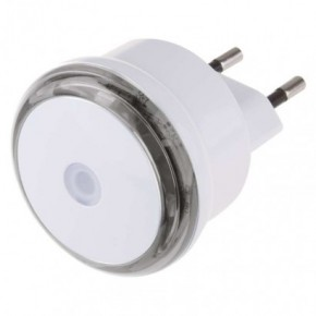 Lampki-do-kontaktu - lampka nocna led do gniazdka 230v z czujnikiem zmierzchu p3306 emos