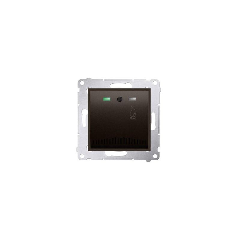 Czujniki-gazu - czujnik gazu antracyt d75861.01/48 simon 54 kontakt-simon firmy Kontakt-Simon