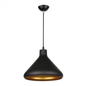 Zwisająca lampa nad wyspę kuchenną GALAXA BLACK 27 03268 IDEUS