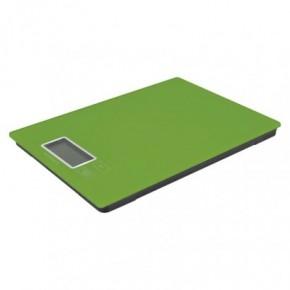 Wagi-kuchenne-i-lazienkowe - zielona mini waga kuchenna szklana do 5 kg evo14g emos