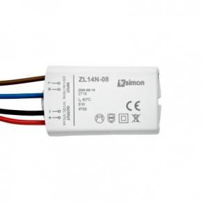 Zasilacz LED natynkowy 14V DC 15W  ZL14N-15 Kontakt-Simon