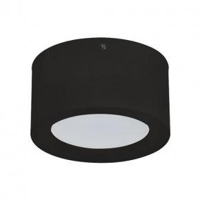 Oprawa sufitowa czarna 10W 4000K LED SMD 03524 SANDRA-10 IDEUS