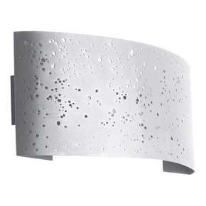 Biała ażurowa oprawa led z neutralnym światłem 5W 4000K 400lm 140° 03285 MIGO LED