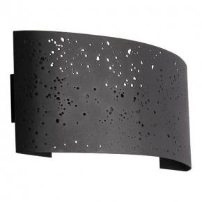 Czarna oprawa dekoracyjna led typu kinkiet 5W 4000K 400lm 140° 03286 MIGO LED