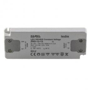 Zasilacz do oświetlenia ledowego 12W 12V DC 1A SLIM ZNS-12-12 ZAMEL