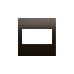 Zaslepki - zaślepka bez mostka brąz mat dp/46 simon 54 kontakt-simon