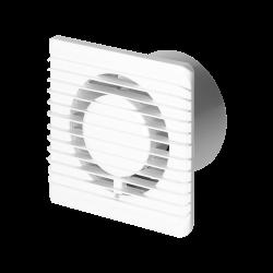 Wentylatory-o-srednicy-100 - wentylator łazienkowy z wyłącznikiem czasowym 100mm biały bf-100/ts orno