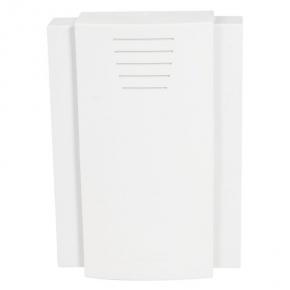 Biały gong drzwiowy bim-bam LARGO  8V GNT-208/8V SUNDI ZAMEL