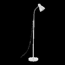Lampy-stojace - lampa podłogowa - stojąca o wysokości 155cm max 20w e27 lar ls-1/w orno