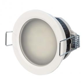 Oprawa LED ciepła bez ramki 500lm 3100K 230V IP44 LSP-50C-230 LED KONEKTO ZAMEL