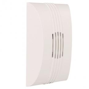 Biały gong elektroniczny do drzwi 230V GNS-976 DI-DO ZAMEL