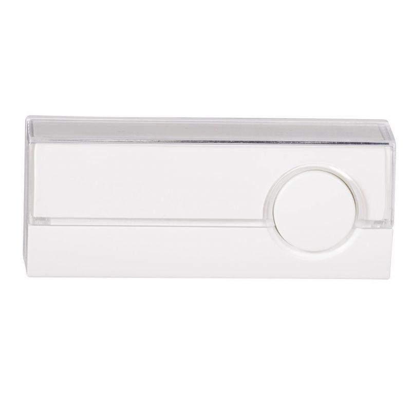 Wlaczniki-i-przyciski-dzwonkowe - przycisk dzwonkowy hermetyczny biały pdj-213 zamel firmy ZAMEL