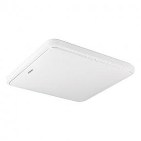 Plafoniera sufitowa kwadrat biała 20W 4000K IP44 03512 SOLA LED D SLIM IDEUS