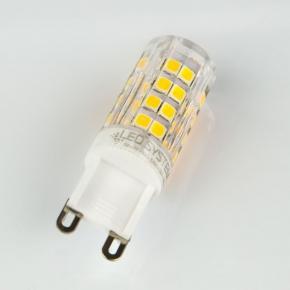 Gwint-trzonek-g9 - ciepła żarówka led d85-ls-g9-4w-ww led systems