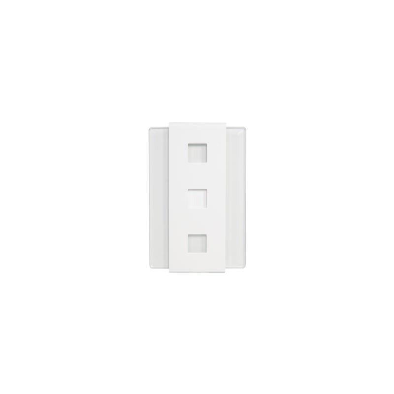 Gongi-elektryczne - gong dwutonowy glasso 230v biały gns-248 zamel firmy ZAMEL