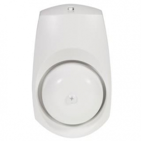 Dzwonki-do-drzwi-przewodowe - dzwonek czaszowy 8v biały dnt-001/n zamel