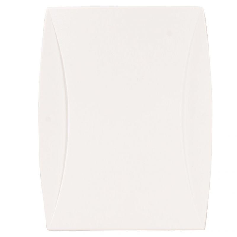 Dzwonki-do-drzwi-przewodowe - biały dzwonek dwutonowy 230 v gns-921 zamel firmy ZAMEL