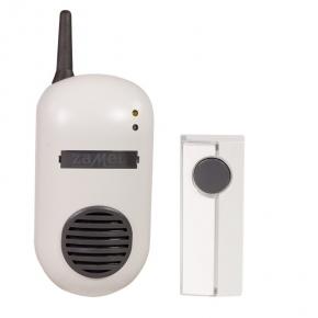 Dzwonek bezprzewodowy z przyciskiem hermetycznym 100m DRS-982K BULIK ZAMEL