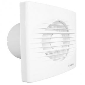 Wentylator łazienkowy osiowy biały z wyłącznikiem czasowym 007-4203 RICO 100WC DOSPEL