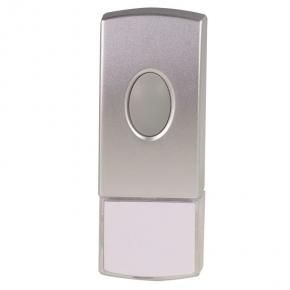 Dzwonki-do-drzwi-bezprzewodowe - dzwonek bezprzewodowy na baterie st-230 sattino duży zasięg 100 m zamel