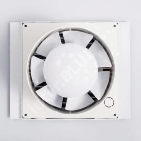 Wentylatory-standardowe - wentylator wyciągowy osiowy dospel styl ii fi 120 wersja standard 007-1131