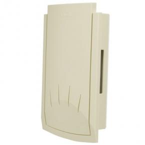 Dzwonek do drzwi dwutonowy przewodowy beżowy GNS-223 ZAMEL