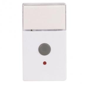 Dzwonki-do-drzwi-bezprzewodowe - biały dzwonek bezprzewodowy molik st-66 zamel