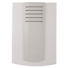 Dzwonek elektroniczny do drzwi jednotonowy 230V DNS-902/N-ECR ZAMEL