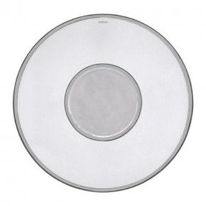 Okrągła plafoniera LED w kolorze bialym z neutralnym światłem 48W 4000K OPERA LED C 03636 IDEUS