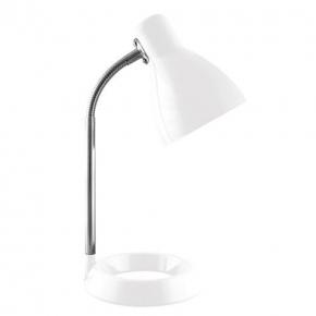Lampka na biurko KATI E27 biała 02857 IDEUS