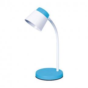 Lampka na biurko SMD LED ELMO LED niebieska 03198 IDEUS