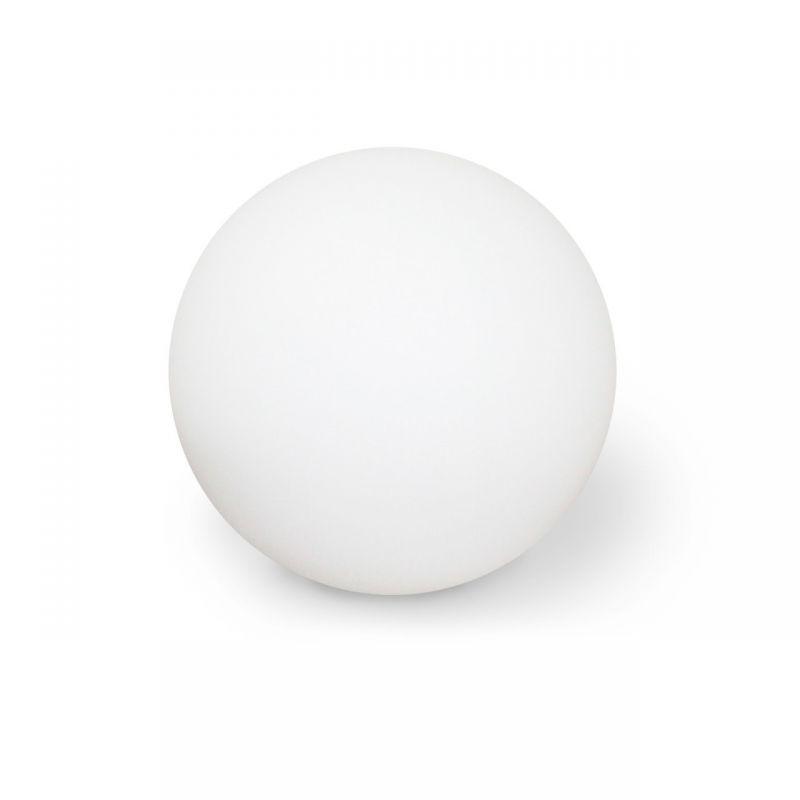 Lampy-kule-ogrodowe - lampa solarna kula rgb 20cm 1w 20x20x17cm vo1927 volteno firmy VOLTENO