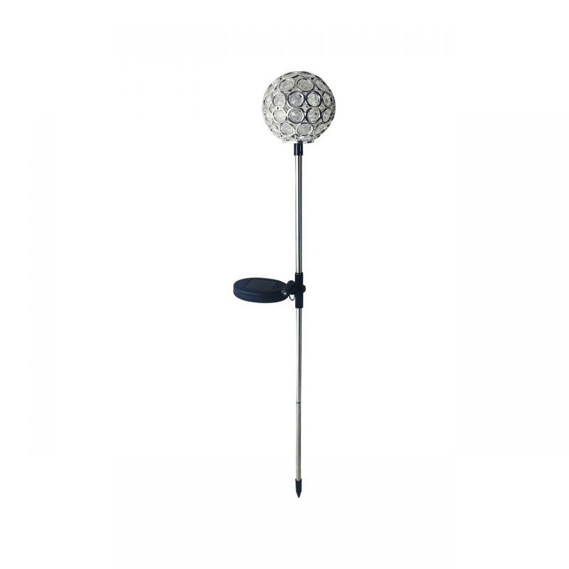 Lampy-solarne - lampka solarna stojąca plaster rgb 0,06w vo1921 volteno firmy VOLTENO