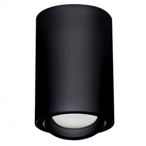 Oprawa sufitowa czarna 35W GU10 03533 BEMOL DWL IDEUS