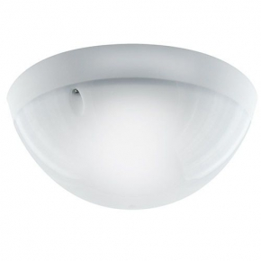 Oprawa oświetleniowa zewnętrzna z czujnikiem ruchu AQUA DOLUNAY biała 02942 IDEUS