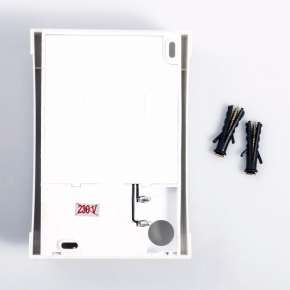 Dzwonek elektroniczny przewodowy z regulacją głośności 16 MELODII DNU-912/N ZAMEL