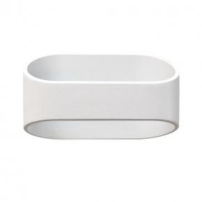 Kinkiet LED na ścianę w kolorze białym 5W 400lm 4000K 140° 03100 BETI SMD LED C IDEUS