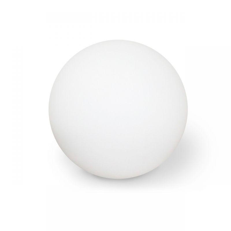 Lampa solarna kula RGB 30cm 1W 30x30x28cm VO1926 VOLTENO
