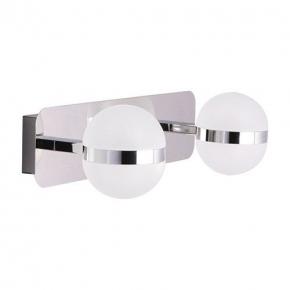 Kinkiet LED do łazienki chrom 4x3W 2x245lm 3000K 120° 02847 GABI SMD LED 2L IDEUS