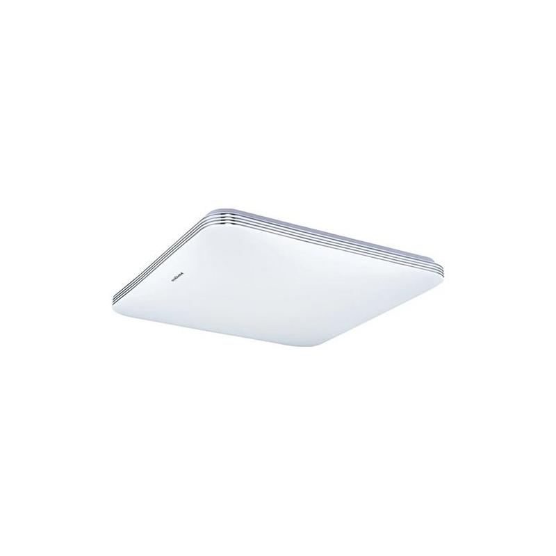 Plafoniera LED biała 28W z neutralnym światłem 4000K IP44 1900lm 03515 ADIS LED D SLIM IDEUS