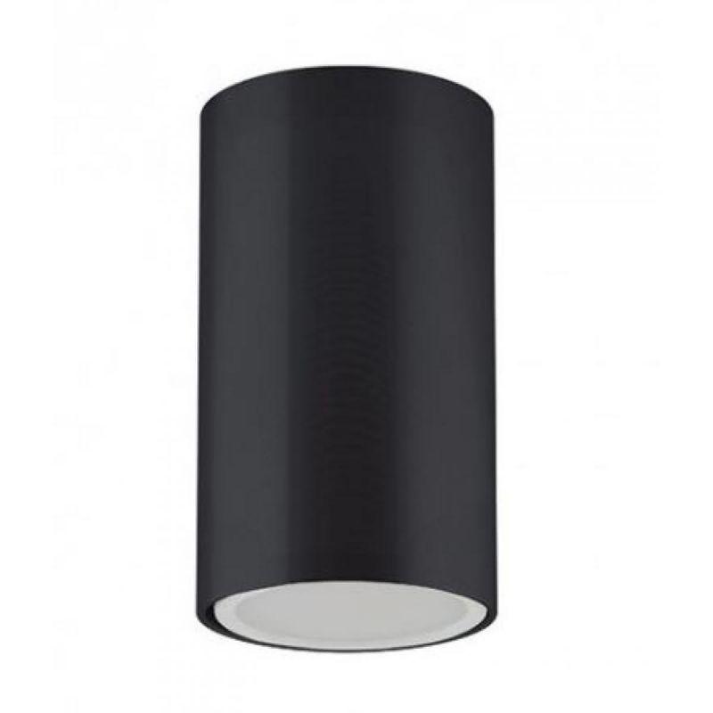 Oprawa sufitowa 35W czarna GU10 230V downlight OTTO STRUHM