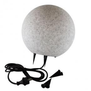 STONO 50 Lampa ogrodowa kula E27 IP65 KANLUX 24653