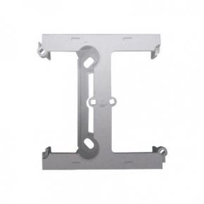 Puszki-natynkowe - puszka natynkowa srebrna element rozszerzający puszkę dsh/43 simon 54 premium kontakt simon