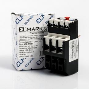 Przekaźnik Termiczny THERMAL RELAYS LT2-E1307 1.6-2.5 ELMARK